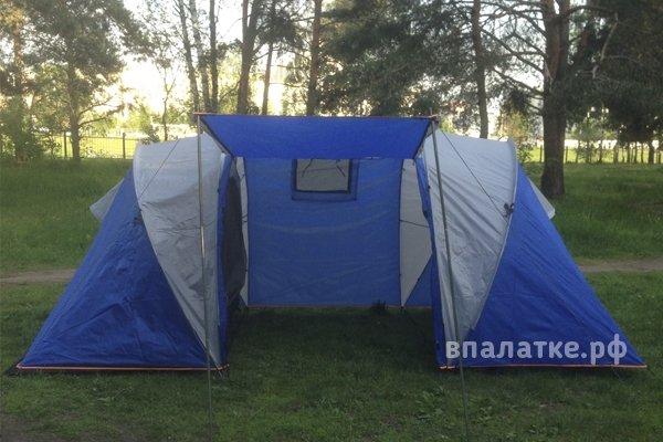 купить палатку туристическую 4 х местную 900